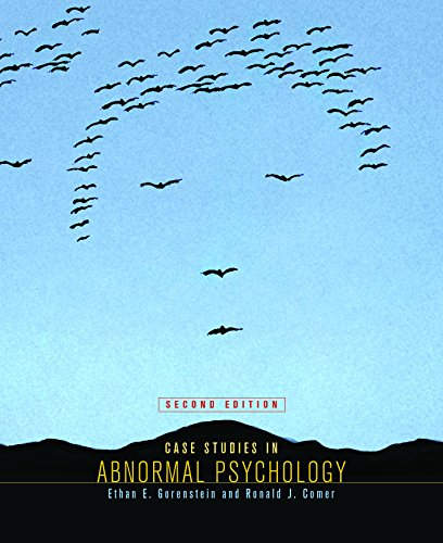 Abnormal Psychology, Author: Ronald J. Comer - StudyBlue