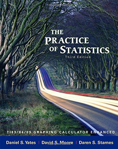 9780716773092: The Practice of Statistics: TI-83/84/89 Graphing Calculator Enhanced