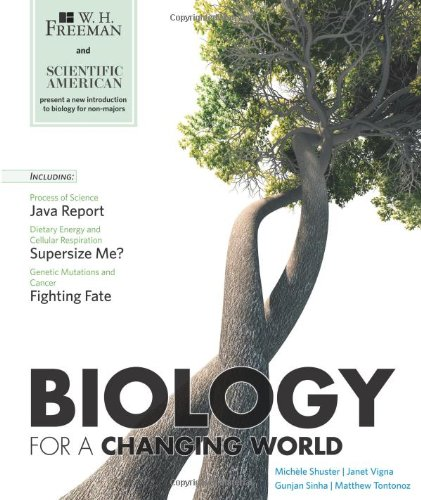 9780716773245: Biology for a Changing World