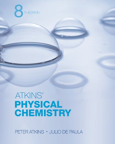 9780716774334: Physical Chemistry