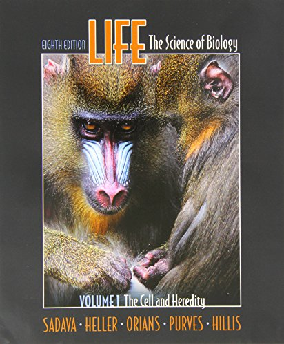 9780716776734: Life, Vol. 1: The Cell and Heredity