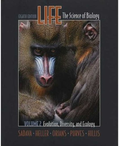 9780716776741: Life: The Science of Biology: 2