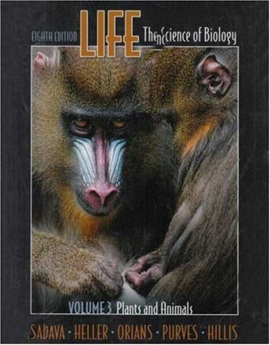 9780716776758: Life, Vol. III: Plants and Animals: (Chs. 1, 34-51)