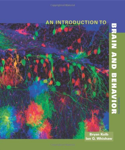 9780716776918: An Introduction to Brain and Behavior, Third Edition