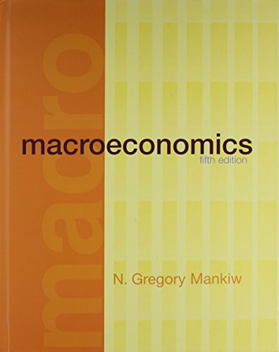 Macroeconomics 5E & Dismal Scientist Activation Card: N. Gregory Mankiw