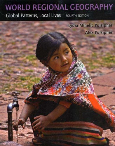 9780716777922: World Regional Geography: Global Patterns, Local Lives (with Subregions)