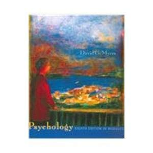 9780716778165: Psychology, Eighth Edition, in Modules (Cloth) & eBook