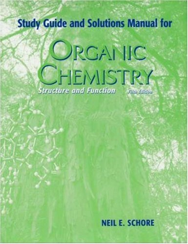 9780716778721: Organic Chemistry & Solutions Manual/Study Guide