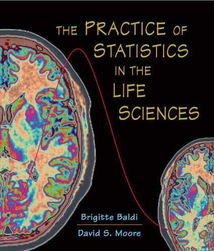 9780716778783: The Practice of Statistics in the Life Sciences (Cloth)