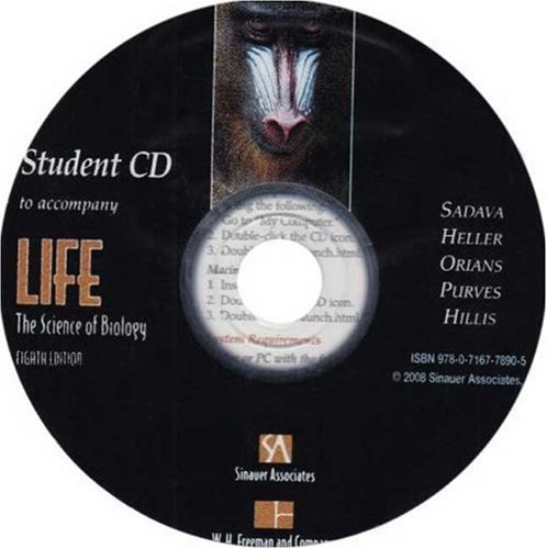 9780716778905: Life Student CD-ROM: The Science of Biology