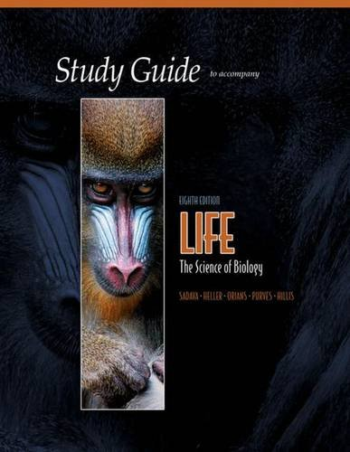 9780716778936: Study Guide to accompany Life The Science of Biology Eighth Edition