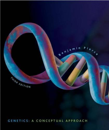 9780716779285: Genetics: A Conceptual Approach 3rd Edition