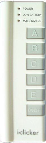 9780716779391: i>clicker student remote (Gen1): Radio Frequency Classroom Response System