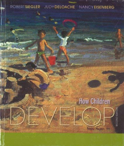9780716779506: How Childred Develop & Exploring Child Development Student Media Tool Kit