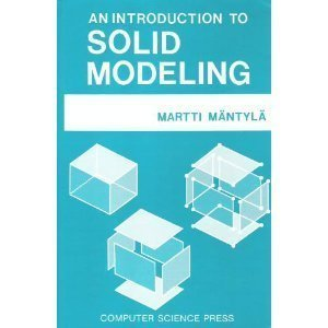 9780716780151: An Introduction to Solid Modeling