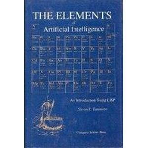 9780716780281: Elements Artificial Intelligence Tanimoto: Principles of Computer Science, Vol 11
