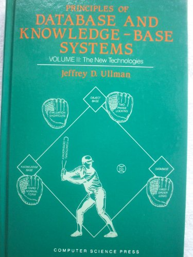 9780716780694: Principles of Database Systems
