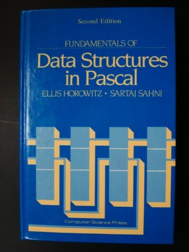 9780716781059: Fundamentals of Data Structures in Pascal