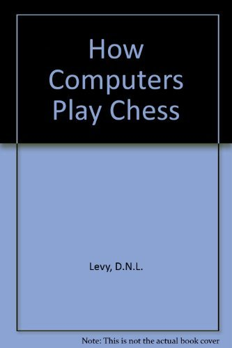 9780716782391: How Computers Play Chess