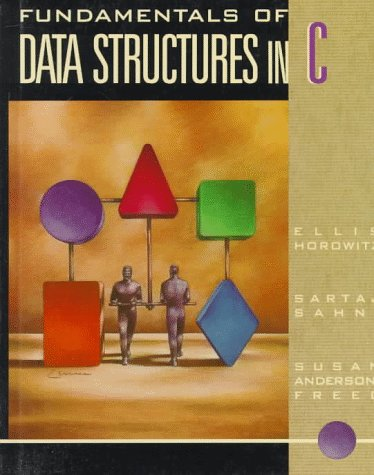 sahni anderson freed - fundamentals data structures - AbeBooks