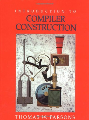 9780716782612: Introduction to Compiler Construction