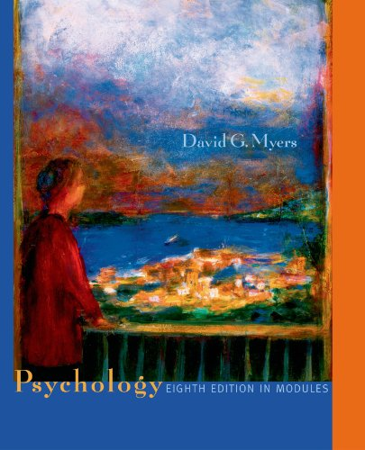 Modular Psychology: Myers, David G.