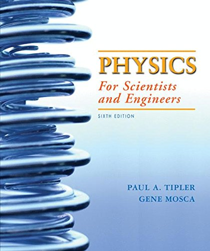Physics for scientists and engineers study guide vol 1