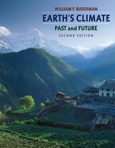 9780716784906: Earth's Climate: Past and Future