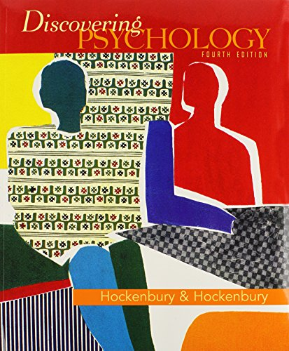 9780716785736: Discovering Psychology (Paper), Study Guide & Online Study Center