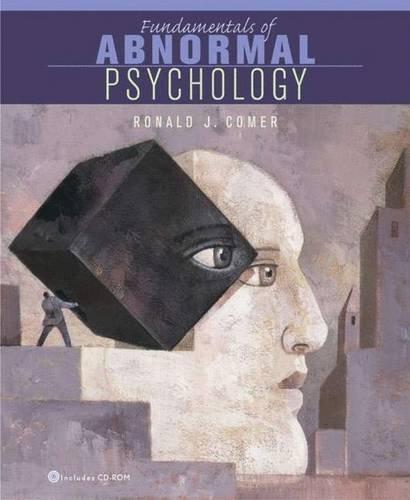 9780716786252: Fundamentals of Abnormal Psychology