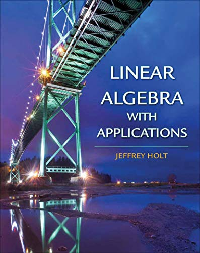 9780716786672: Linear Algebra with Applications