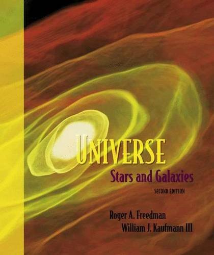 9780716786924: Universe: Stars and Galaxies