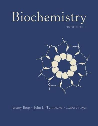 9780716787242: Biochemistry, 6th Edition