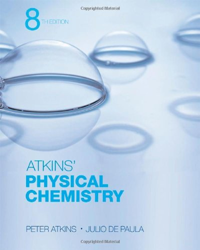 9780716787594: Physical Chemistry