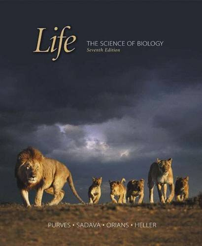 9780716788515: Life The Science of Biology, 7th Edition