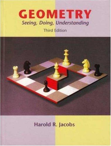 9780716789710: Geometry: Seeing, Doing, Understanding