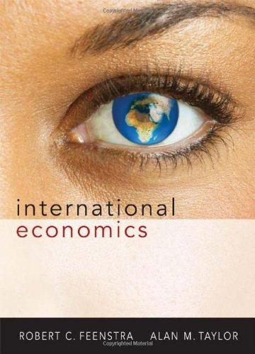 9780716792833: International Economics