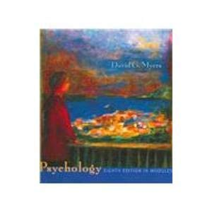 9780716795421: Psychology, Eighth Edition, in Modules (Cloth) & Scientific American Reader for Myers