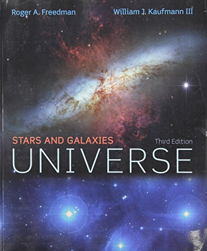 9780716795612: Universe: Stars and Galaxies