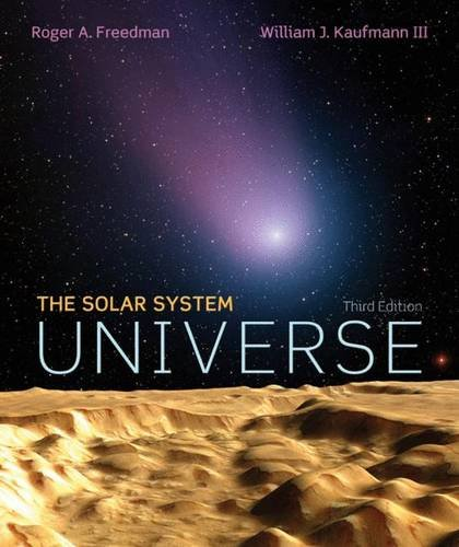 9780716795629: Universe: The Solar System With Starry Night Enthusiast