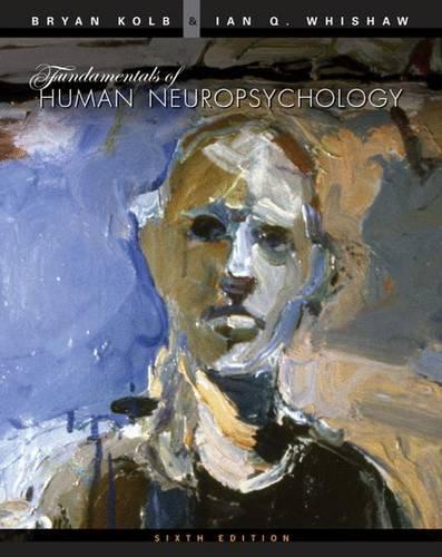 9780716795865: Fundamentals of Human Neuropsychology