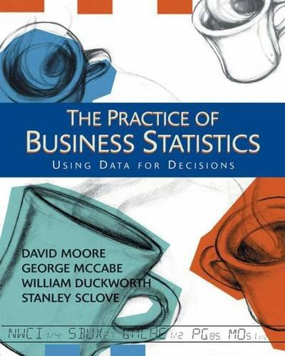 9780716797739: The Practice of Business Statistics: Using Data for Decisions