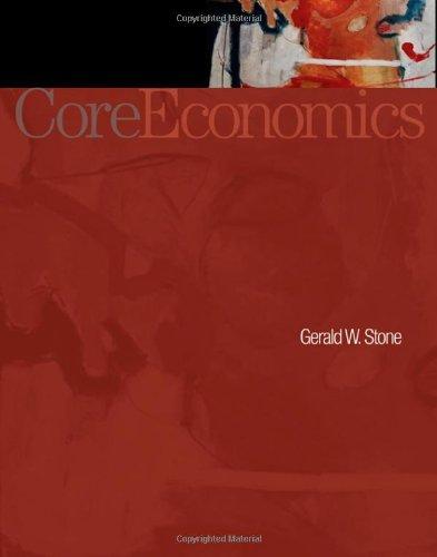 Core Economics: Stone, Gerald