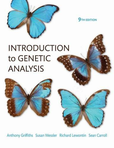 9780716799023: Introduction to Genetic Analysis