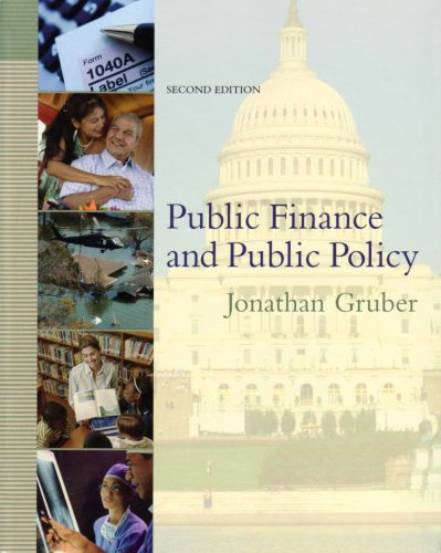 9780716799054: Public Finance and Public Policy