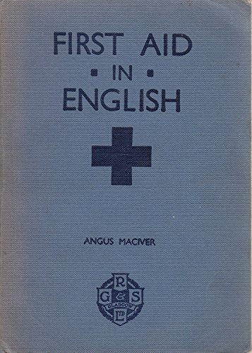 9780716940005: First Aid in English