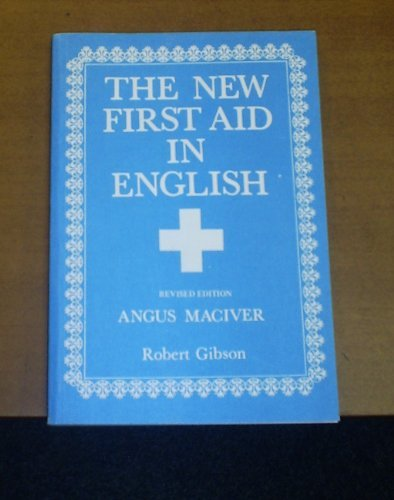9780716940012: The New First Aid in English
