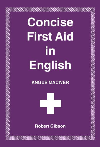 9780716940692: Concise First Aid in English