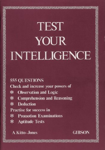 9780716955160: Test Your Intelligence (English language for communication)