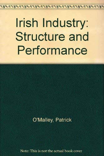 9780717105267: Irish Industry: Structure and Performance